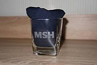 Сувенирный стеклянный стакан виски с нанисением надписи, фото 1