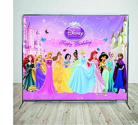 Баннер принцессы Диснея,  размер на  выбор