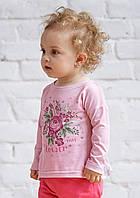 Джемпер для девочки Zironka 74 см Розовый