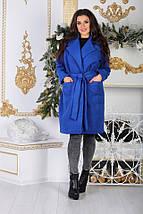 Демисезонное пальто больших размеров, фото 2