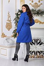 Демисезонное пальто больших размеров, фото 3