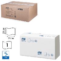 Бумажные листовые полотенца TORK Singlefold сложения ZZ Universal
