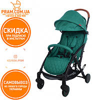 Прогулочная коляска Carrello Pilot CRL-1418 Len Jade Green Зеленый