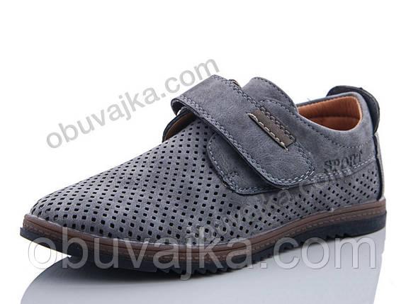 Качественные туфли 2019 для мальчиков от фирмы KLF(32-37), фото 2