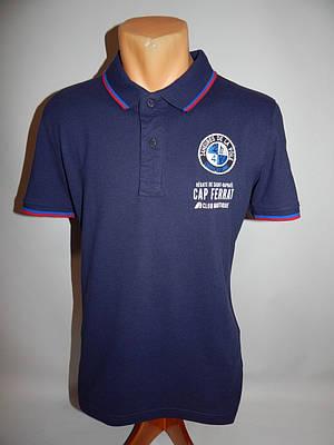 Чоловіча футболка поло Oodji р. 44 004ф