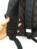 Джинсовый рюкзак Джек, фото 5