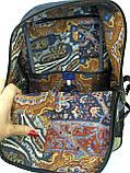 Джинсовый рюкзак Джек, фото 6