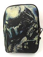 Джинсовый рюкзак Хищник 3, фото 1