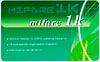Пластиковая карта с чипом Mifare 1k (HF, 13,56 МГц)