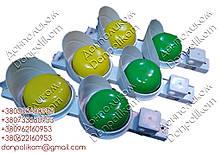 СС2/40LED - светофор светодиодный, двухсекционный, фото 2