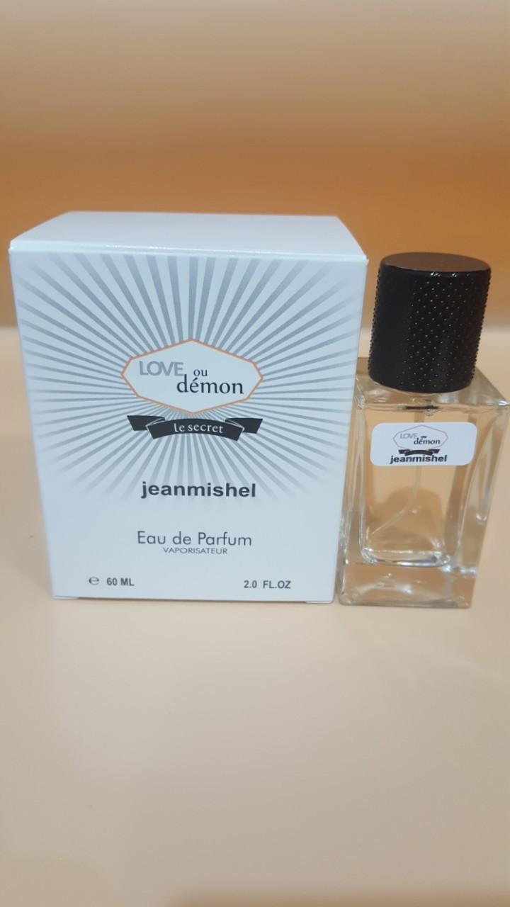 Love ou DEMON le secret Jeanmishel eau de parfum 60 ml