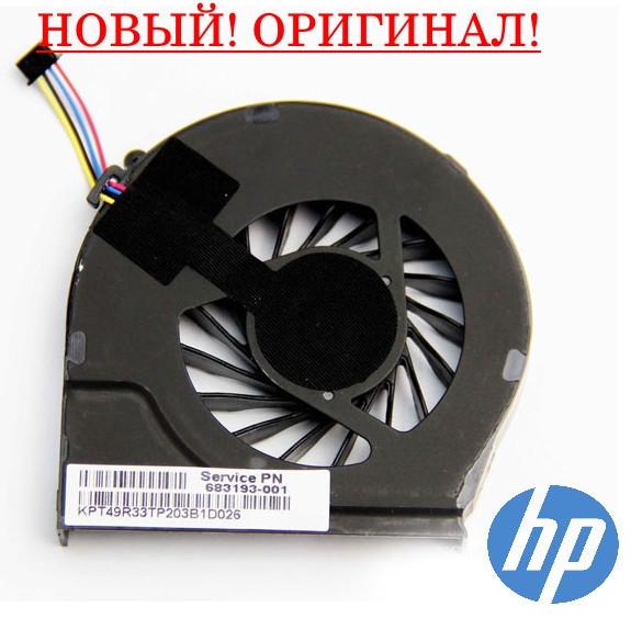 Оригинальный вентилятор кулер FAN для ноутбука HP G4, G4-2100 series - 683193-001
