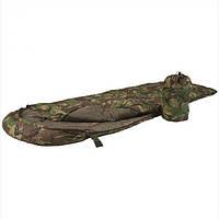 Спальный мешок с чехлом Mil-Tec DPM