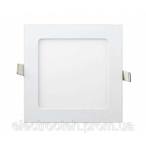 Встраемая Квадратная LED Панель 464-RKP-09 9Вт