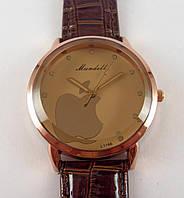 Часы мужские наручные Mundell L1186 коричневые с бронзой