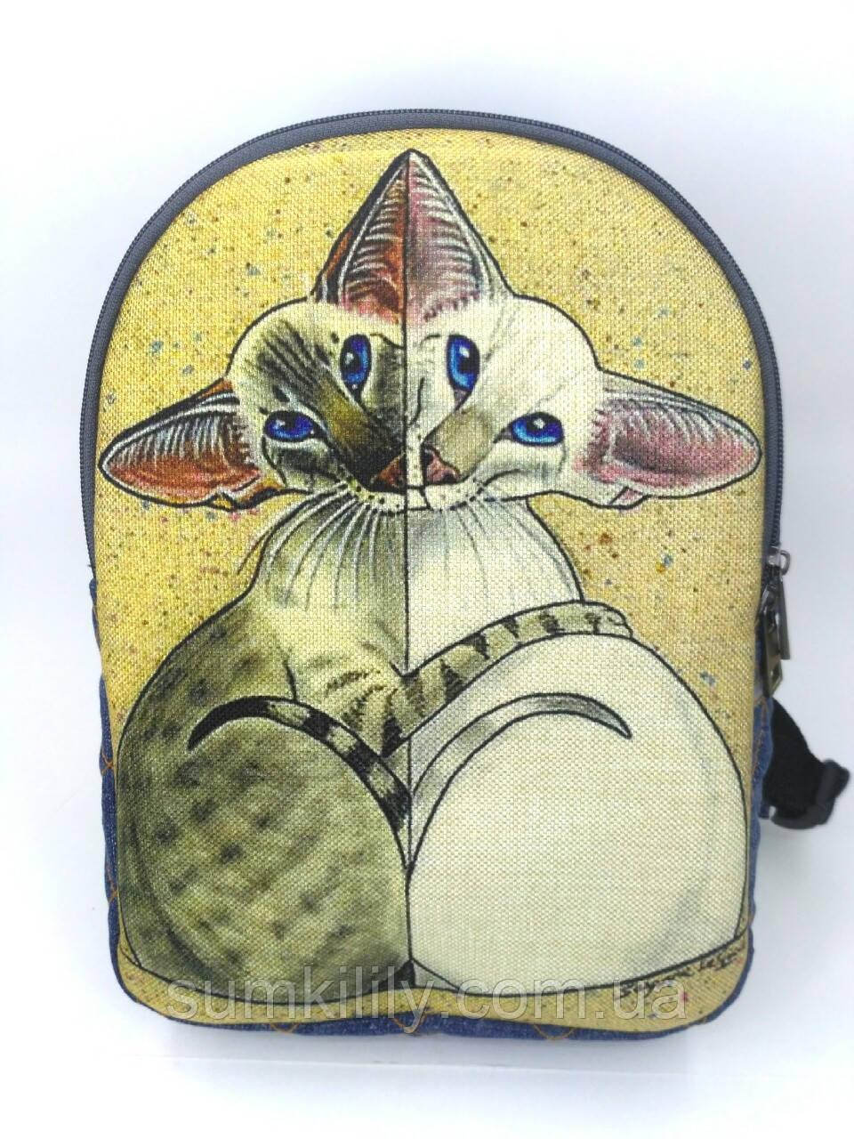 Текстильний рюкзак Орієнтали