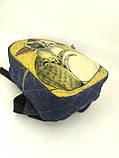 Текстильний рюкзак Орієнтали, фото 3