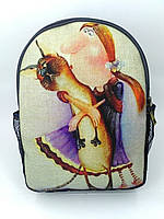 Текстильный рюкзак Залюбила, фото 1