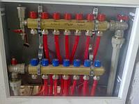Как функционирует распределительная гребенка системы отопления?