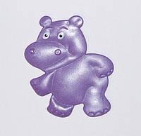 """Мини-коврик для ванной для развития детей """"Бегемотик"""", фото 1"""