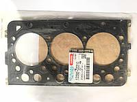 Прокладка ГБЦ металлическая Оригинал Kubota D722 ; 16871-03310 , 7102735, фото 1