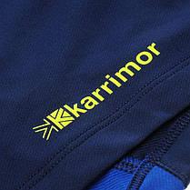 Футболка с длинным рукавом Karrimor XLite Zip Top Mens, фото 3