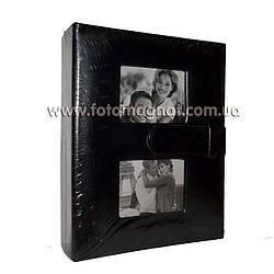 Фотоальбом с застёжкой  (альбом для фотографий)200/10Х15см