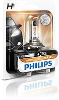 Галогенная лампа PHILIPS H4 VisionPlus 12V 60/55W 12342VPB1, фото 1
