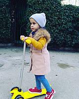 Жилетка детская кашемировая для девочки, фото 1