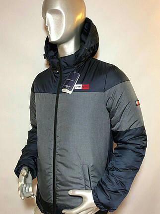 Мужская демисезонная куртка  Tommy Hilfiger, фото 2