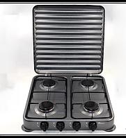 Плита  газовая  Domotec 6604