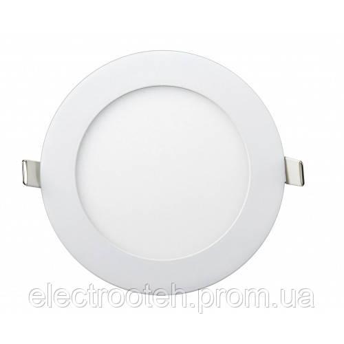 Встраемая Круглая LED Панель 442-RRP-09 9Вт