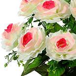 Букет искусственных роз, 54см (10 шт. в уп), фото 2