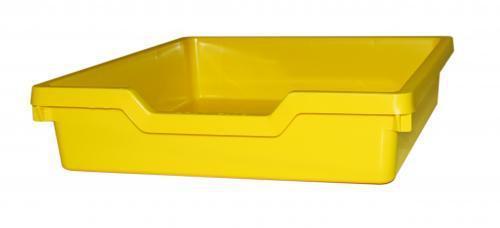 Пластиковый лоток Gratnells N1 312х377х75 мм  без направляющих  22212-1Y