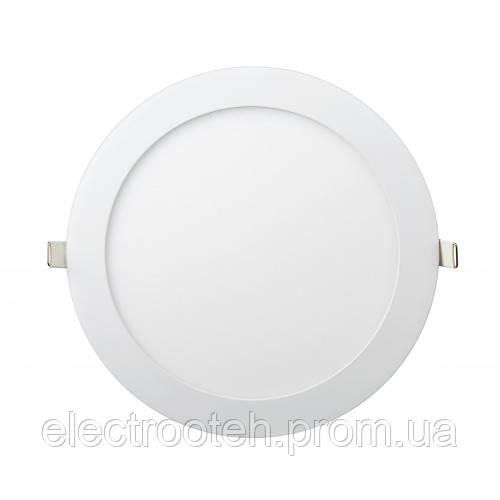 Встраемая Круглая LED Панель 442-RRP-18 18Вт