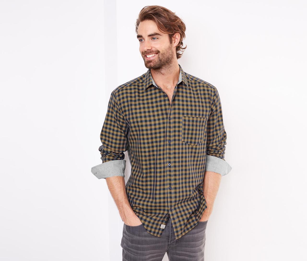 Рубашка Quality Garment р.М (39-40) от ТСМ Tchibо Германия