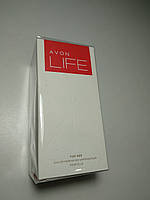 Женская туалетная вода Avon LIFE 50ml.