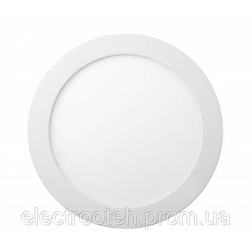 Накладная Круглая LED Панель 442-SRP-18 18Вт