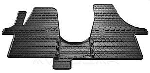 Резиновые коврики для VW T5 с 2003- (расположение сидений 1+2) Stingray