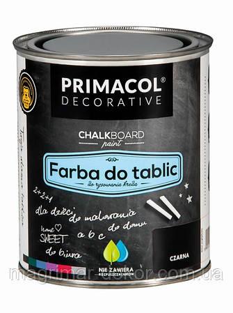 Грифельная краска Primacol, 6 цветов
