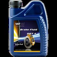 Тормозная жидкость VATOIL DOT SAE J 1703, FMVSS DOT 4