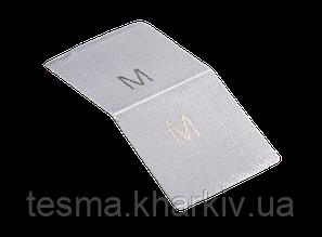 Размерники печатные золото M