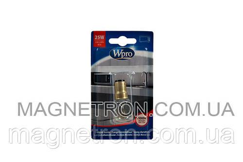 Лампочка для СВЧ-печи 25W Whirlpool 484000000988