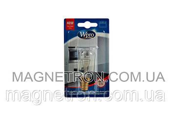 Лампочка для духовки 40W Whirlpool 484000000978