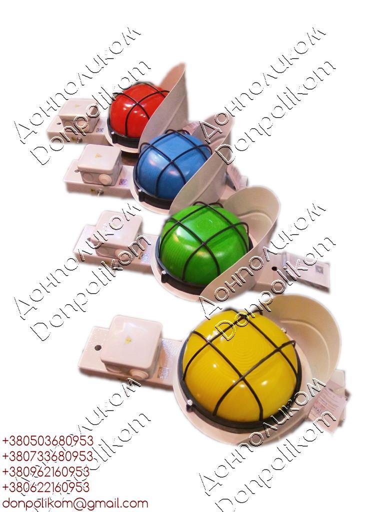 СС1/40LED - односекционный светодиодный светофор
