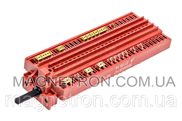 Переключатель режимов для духовки Bosch 5650028747 501010/5 499028, фото 2