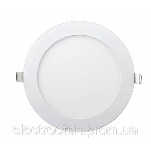 Встраемая Круглая LED Панель 464-RRP-12 12Вт