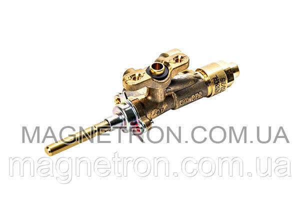 Кран газовый средней горелки для газовой плиты Gorenje 304981, фото 2