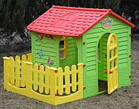 Великий садовий, дитячий будиночок для ігор, фото 1