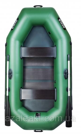 Двухместная надувная лодка Ладья ЛТ-250-С
